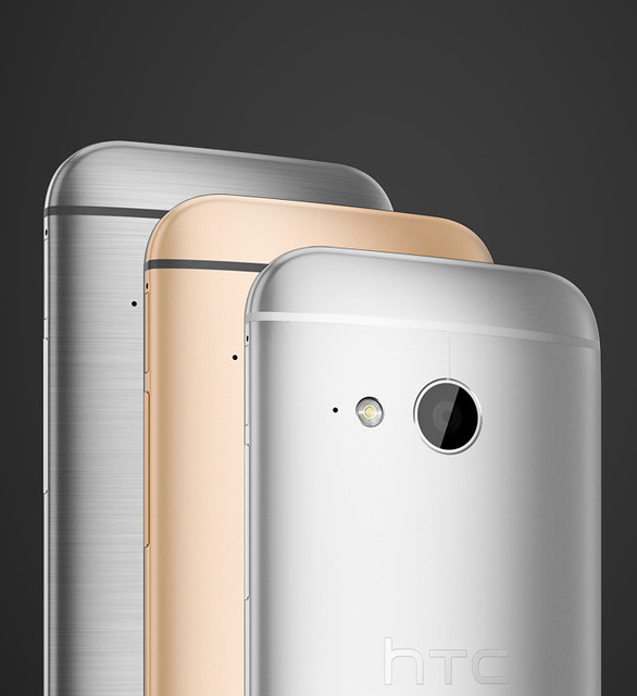 HTC One mini 2全色系