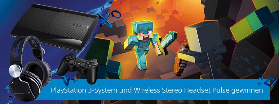 PS3 + Pulse Headset Gewinnspiel