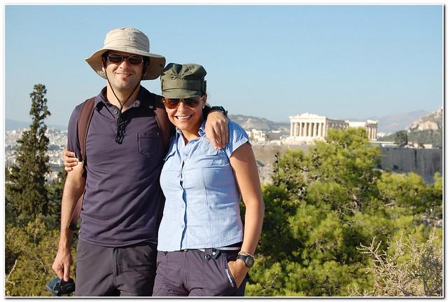 Filopapo | O que ver em Atenas