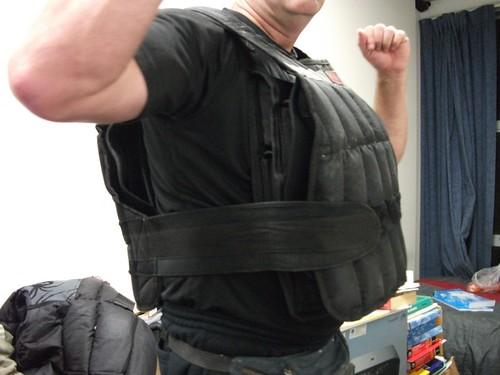 100 lb weight vest