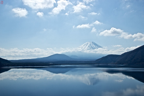 voyage trip travel mountain lake water japan montagne eau fuji lac japon motosu japon2013