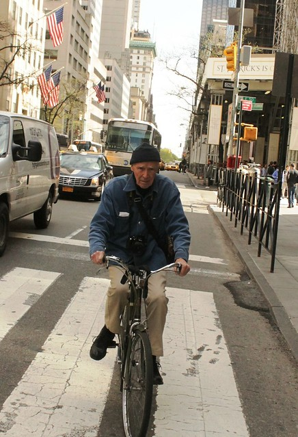 When we finally get a protected bike lane on 5th Ave, can we name it after Bill?