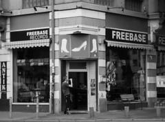 Frankfurt am Main - Plattenladen Freebase Records (2008)
