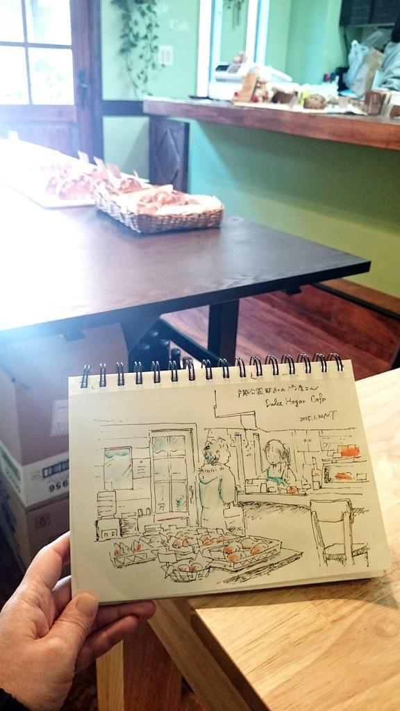 戸越公園駅の近くのパン屋さん dulce hogar cafe