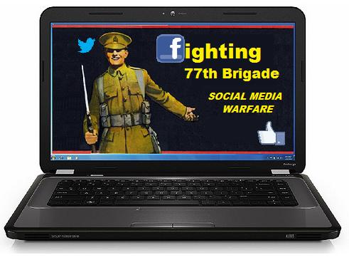 Social Media Skirmishers