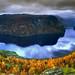 Autumn Fjord by hapulcu