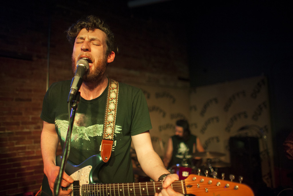 Bogusman at Duffy's Tavern for Lincoln Exposed   Feb. 6