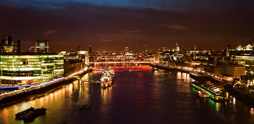 London from life of Francis Scott Fitzgerald