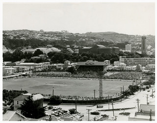 NZ v Australia - Basin Reserve, Wellington - 1977