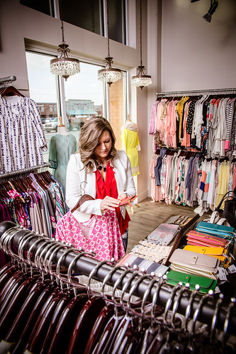 The brick and mortar stores are just one facet of Dottie Couture Boutiques'  business. The largest part is online sales from the website 8c8395ff2532