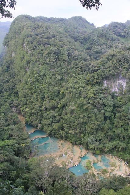 Semuc Champey, Guatemala.