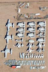 United Aeronautical yard, Tucson, AZ. 09-2-2014