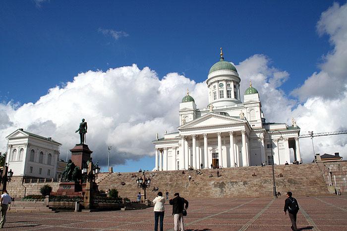 Catedral Luterana de Helsinki. © Paco Bellido, 2005
