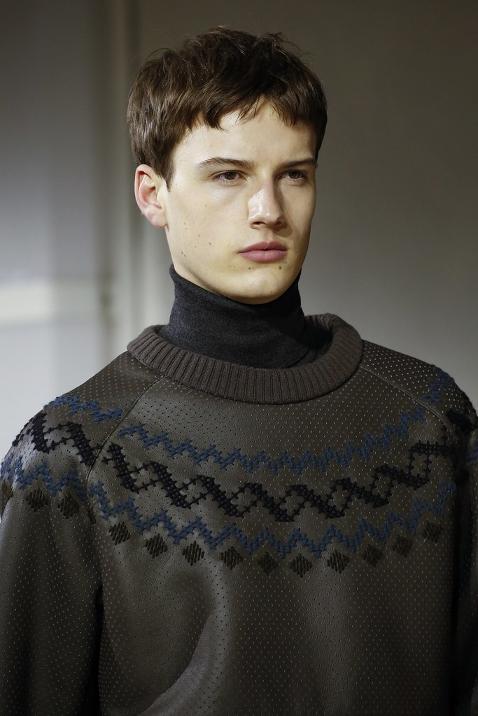FW15 Paris Hermes116_Ted Le Sueur(VOGUE)