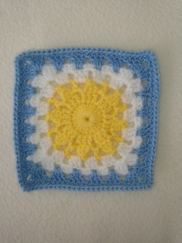 Kianie thank you 'Sunshine Granny Square'.