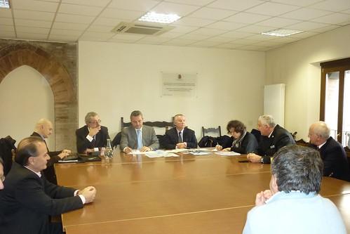 Incontro a Ravenna con l'Assessore regionale Raffaele Donini