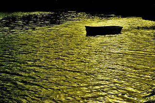 Laguna dorada