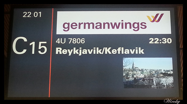 Islandia viaje Madrid Reikiavik - Vuelo a Islandia