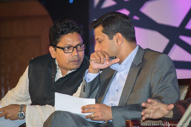 Zunaid Ahmed Palak and Sajeeb Wazed Joy