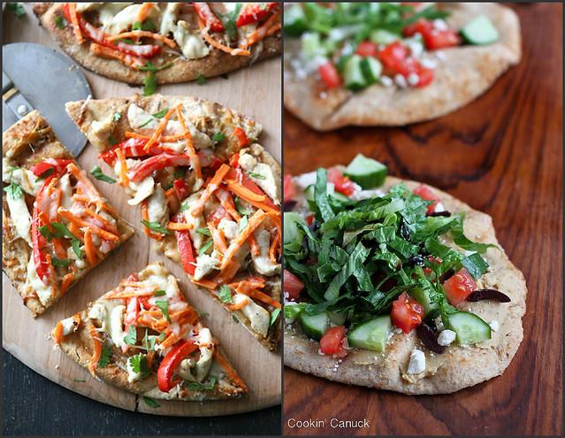 Healthy Naan Pizza Recipes   cookincanuck.com