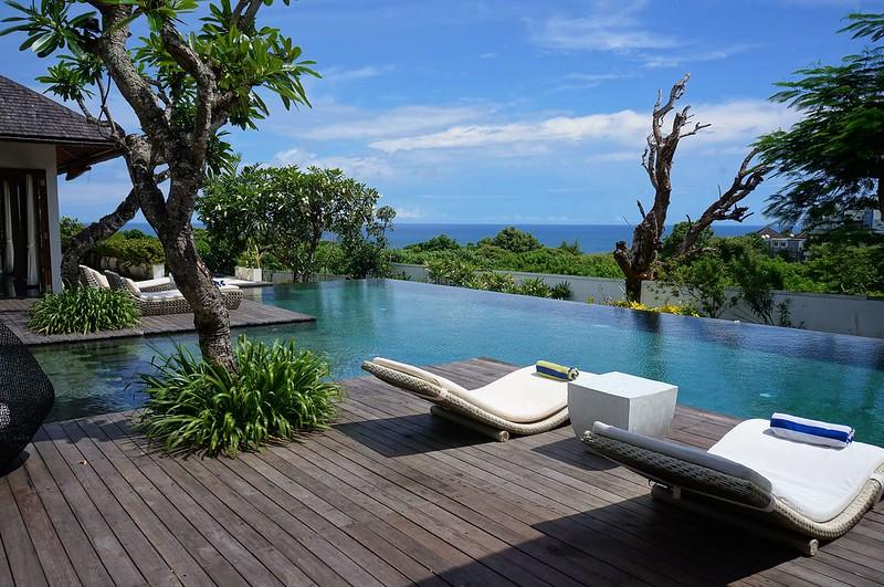 峇里島The Shanti Residence Nusa Dua奢華海景Villa