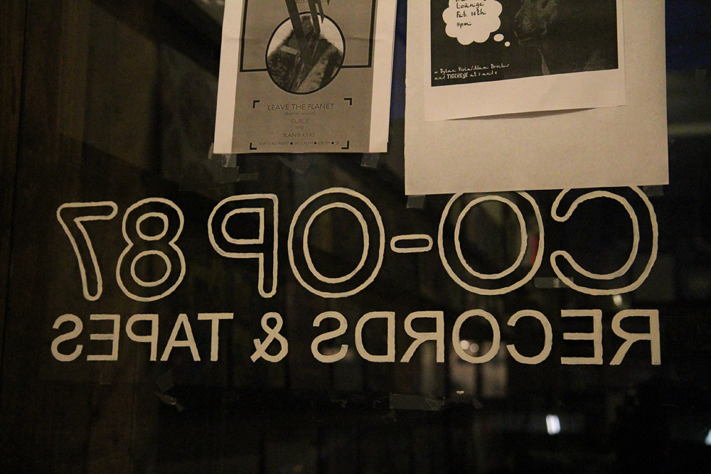 Co-op 87 Records