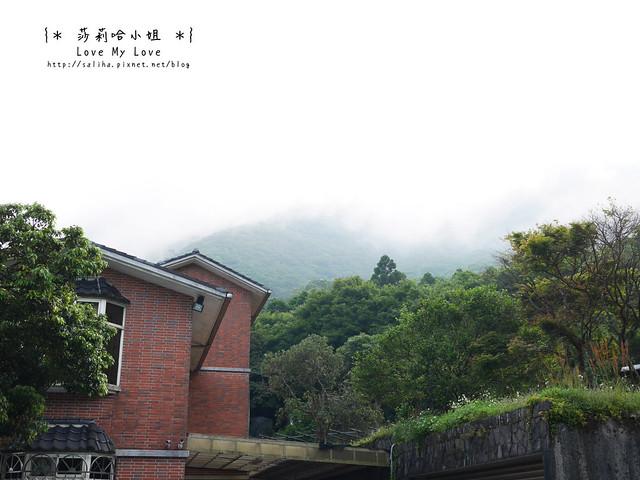 陽明山竹子湖餐廳美食杉木林 (41)
