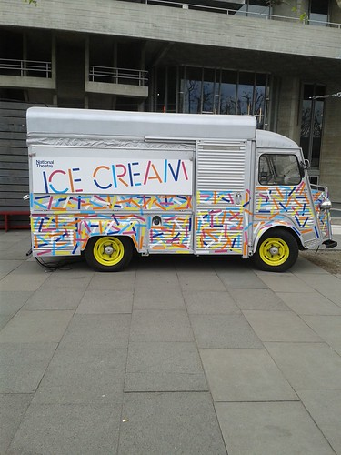 South Bank Ice Cream Truck