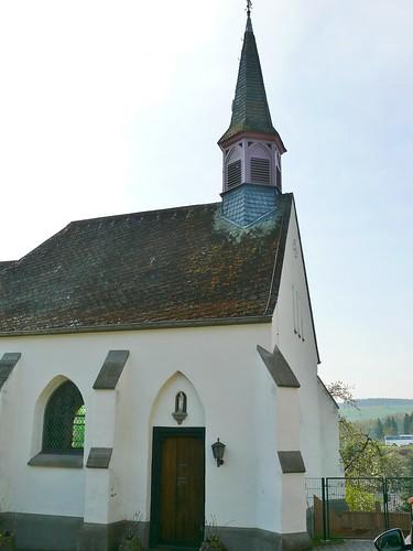 2. Außenansichten Kapelle
