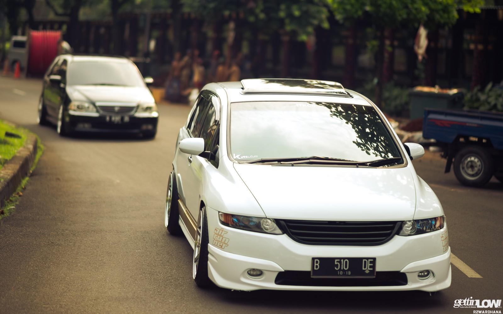 Josint Bagged Honda Odyssey RB1