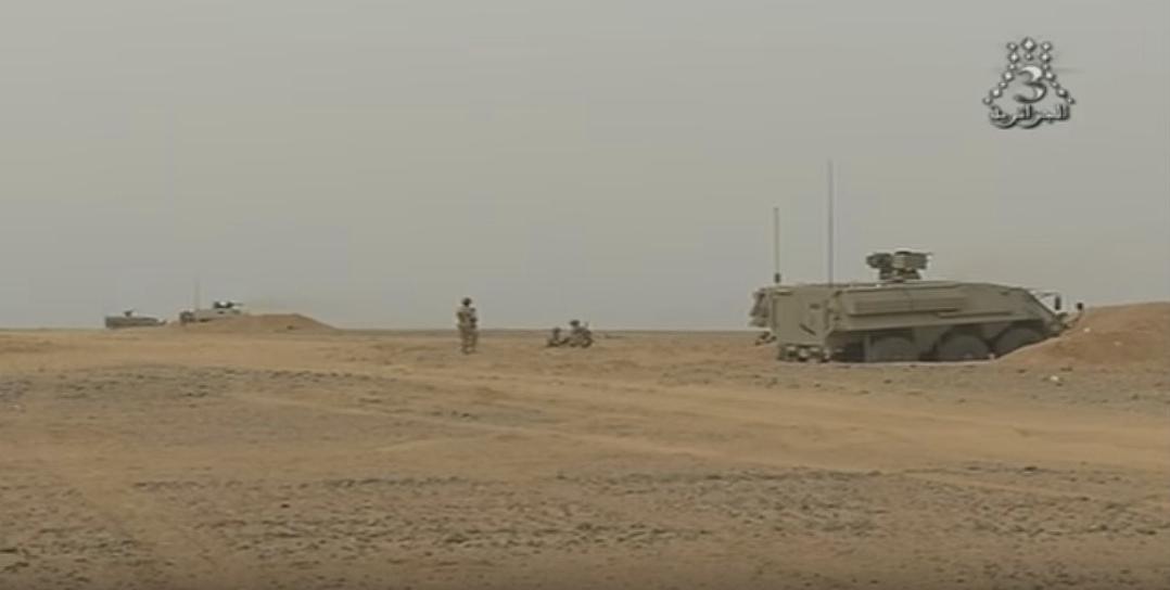 الصناعة العسكرية الجزائرية ... مدرعات ( فوكس 2 ) - صفحة 5 27830888036_dd05e7373f_o