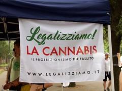 Legalizziamo la Cannabis