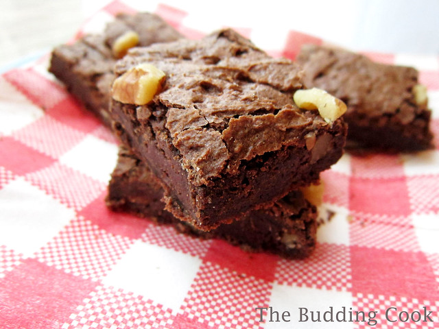 Avocado brownies 2