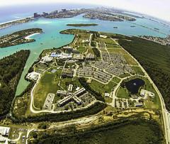 Biscayne Bay Campus Map.Biscayne Bay Campus Aerial April 2013 Florida International