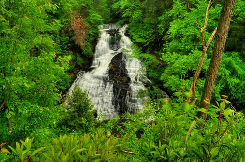 Upper Falls of the Pisgah Gorge