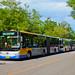 [Buses in Beijing]京华 Jinghua BK6160K2 北京公交集团 BPT #74427 Front-left at The Summer Palace Bus Stop