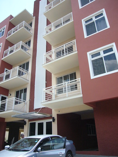 rental apartment, Kingston, Jamaica