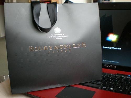 Rigby and Pellar Bag