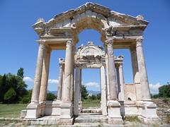 Tetrapylon, Afrodisias