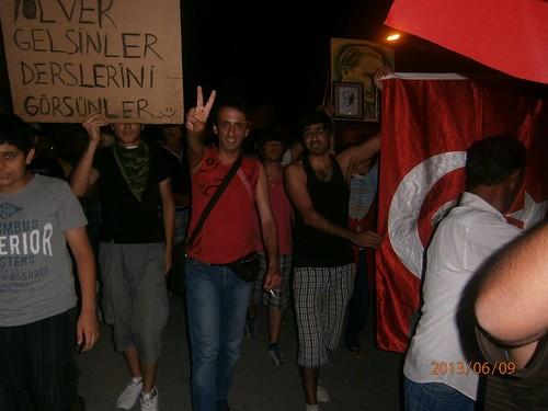 Cem Akkılıç İskenderun Gezi Parkı Eylemi