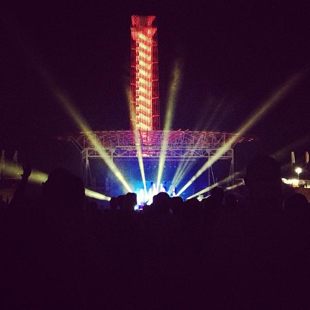 #mumfordandsons is the shizzle dizzle! Fantastical #concert #austin #circuitoftheamericas #yeayuh #vacay #3twentysix