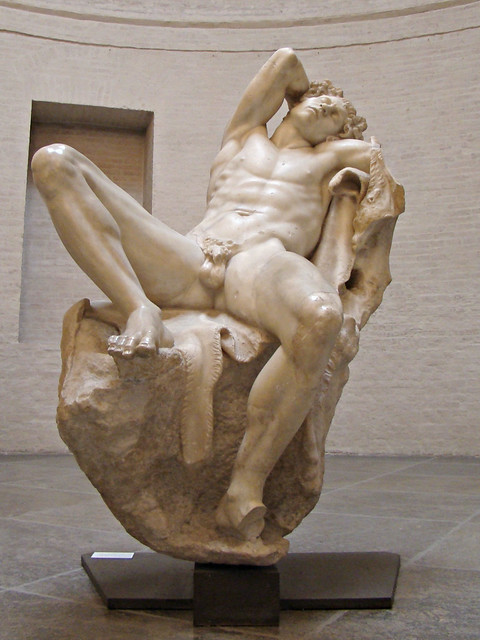 The gallery for --> Sleeping Satyr (barberini Faun)