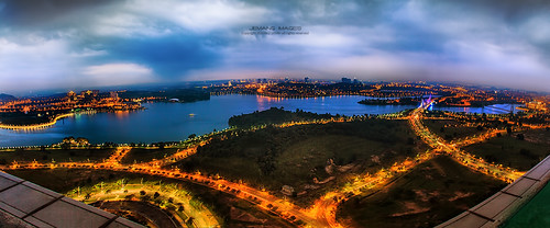 Putrajaya on top
