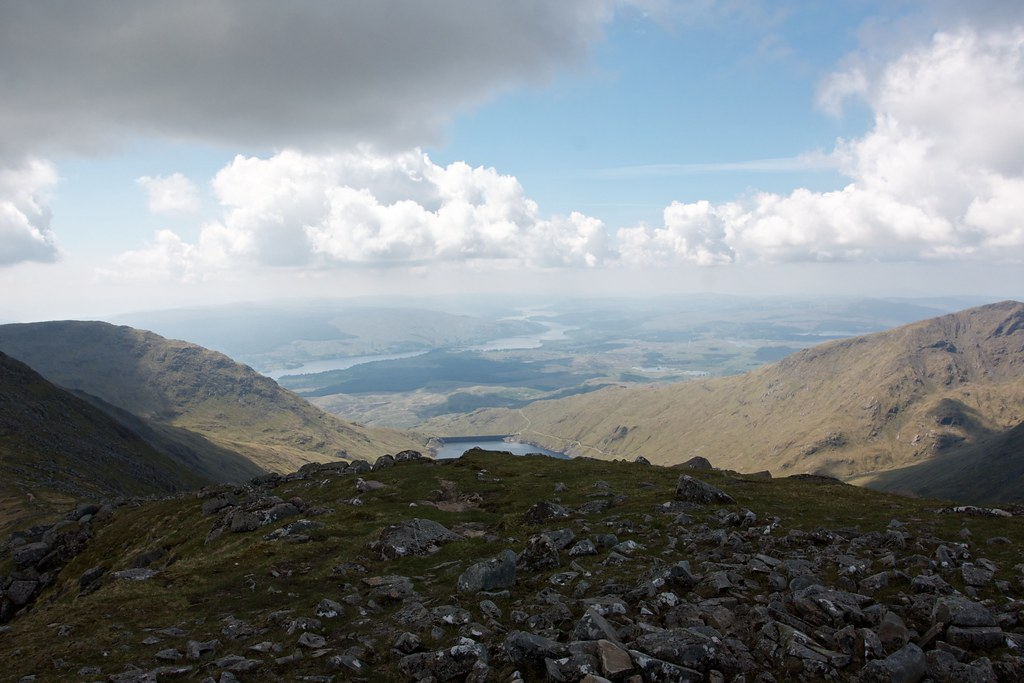 Loch Awe from Stob Daimh
