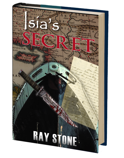 Mock Book Cover: Isia's Secrets by Ray Stone