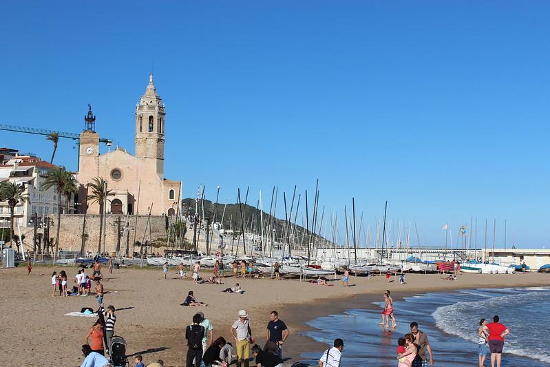 Platja de Sitges