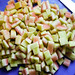 Small photo of Watermelon Rind Preserves - Cut into pieces