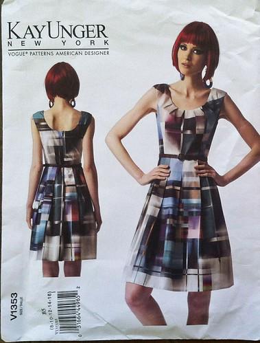 Vogue Pattern V1353