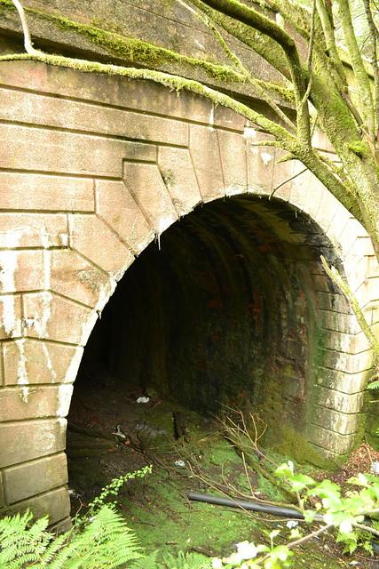 Kelvindale Tunnel Portal