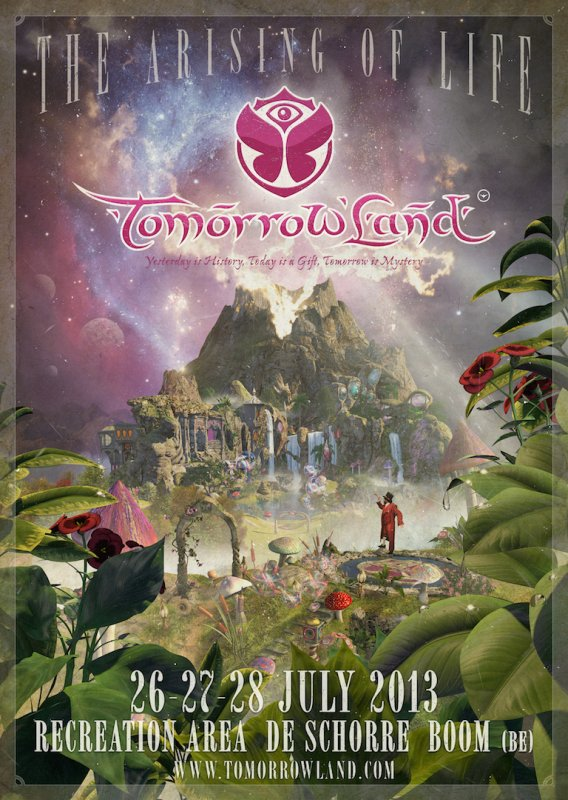 cyberfactory 2013 tomorrow land schorre boom antwerpen belgium